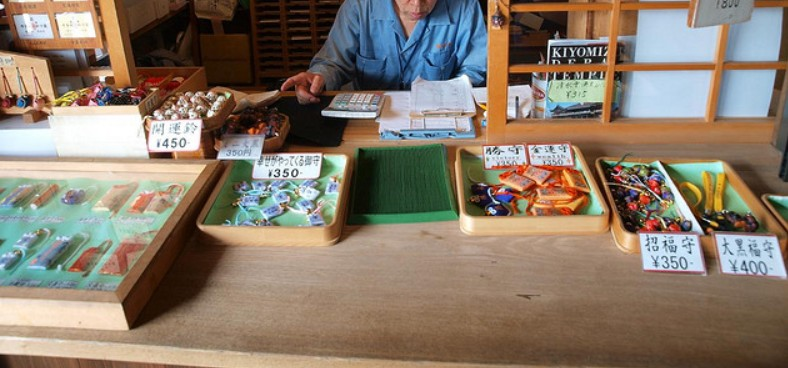京都・清水寺の御朱印の混雑状況(待ち時間)と「受付場所・受付時間は何時から?」
