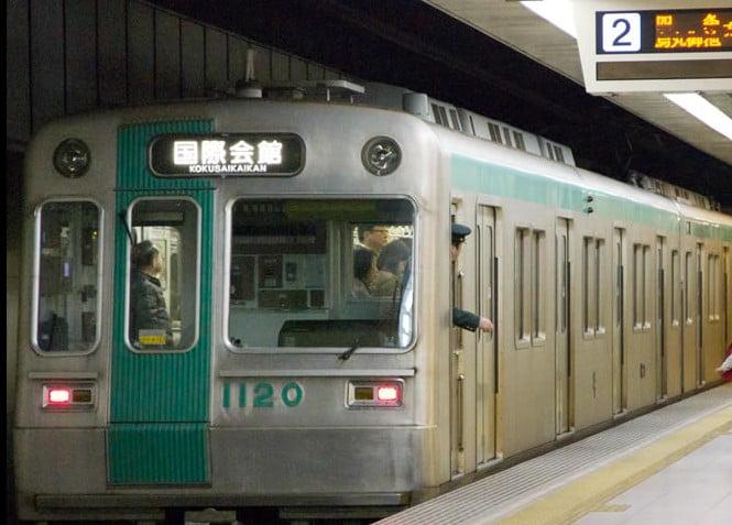 京都市営地下鉄で京都・清水寺までのアクセス・行き方