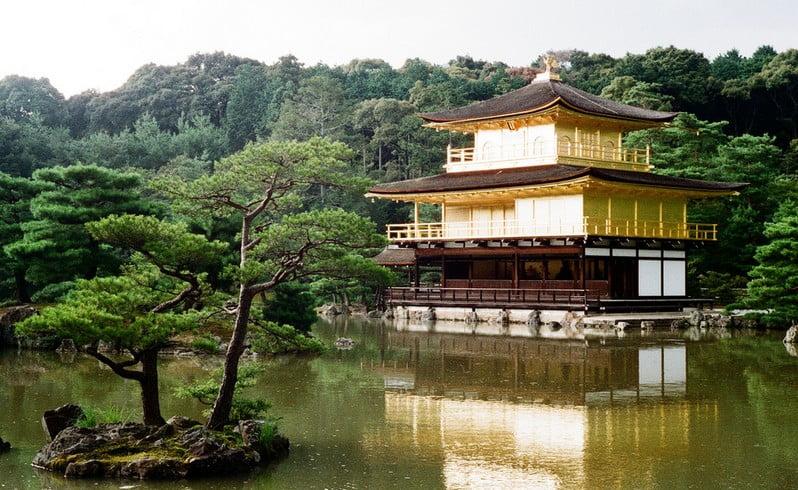 京都・清水寺から「金閣寺・銀閣寺」へのアクセス・行き方