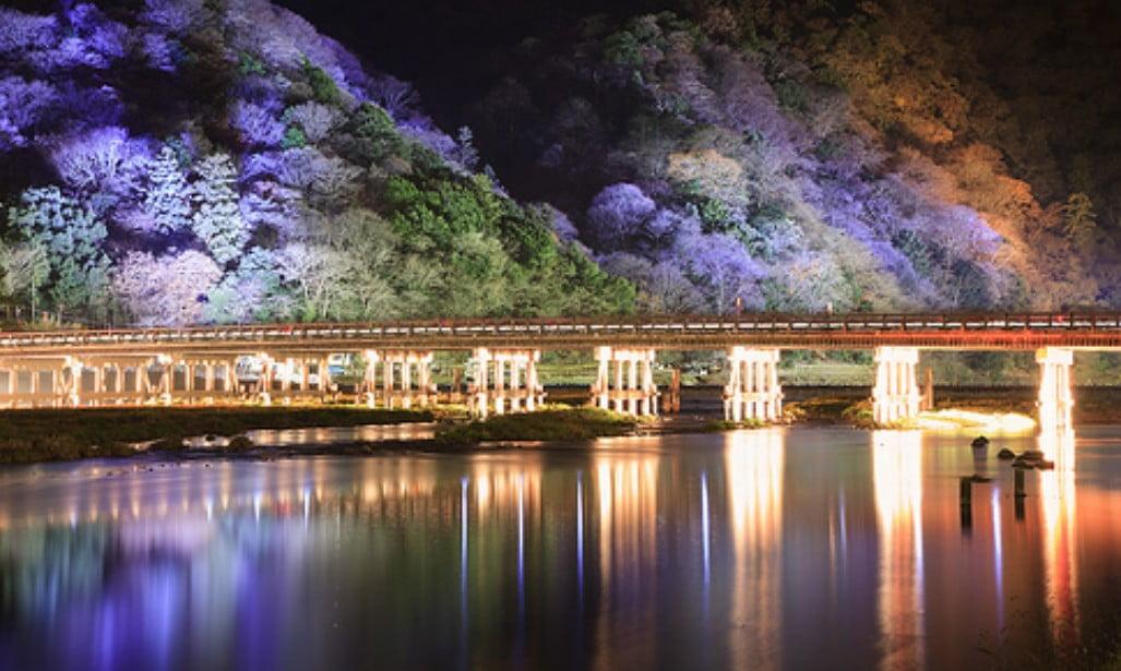 京都・清水寺から京都・嵐山へのアクセス・行き方