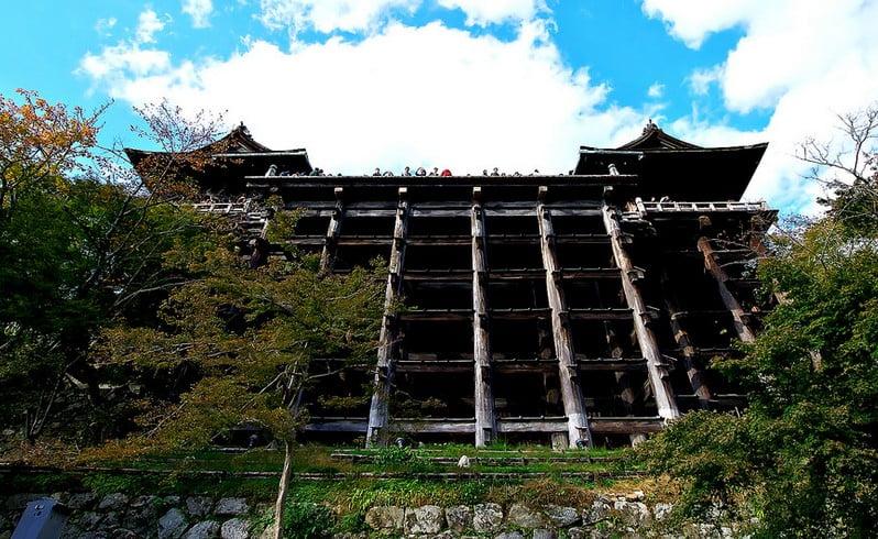 清水寺から金閣寺へアクセスするのは考えもの?