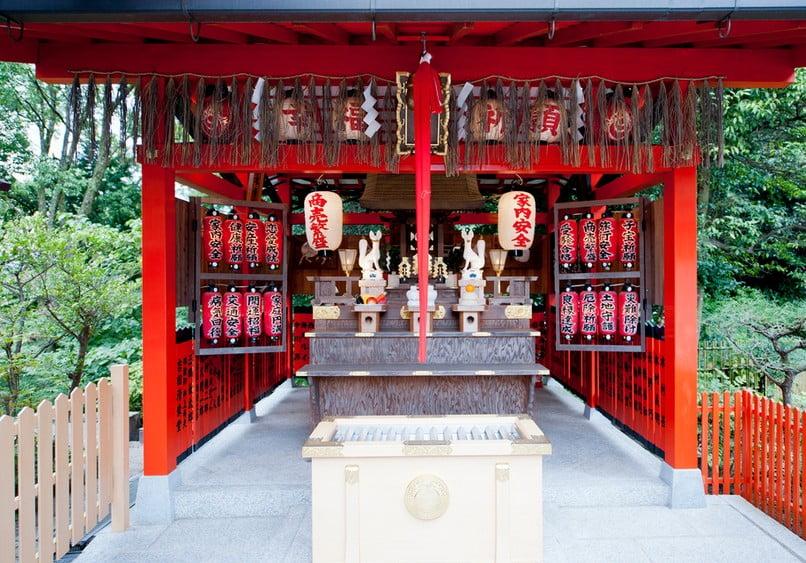 京都(清水寺)地主神社【重要文化財】