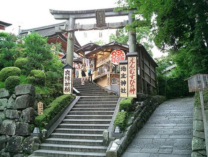 京都 地主神社のご利益