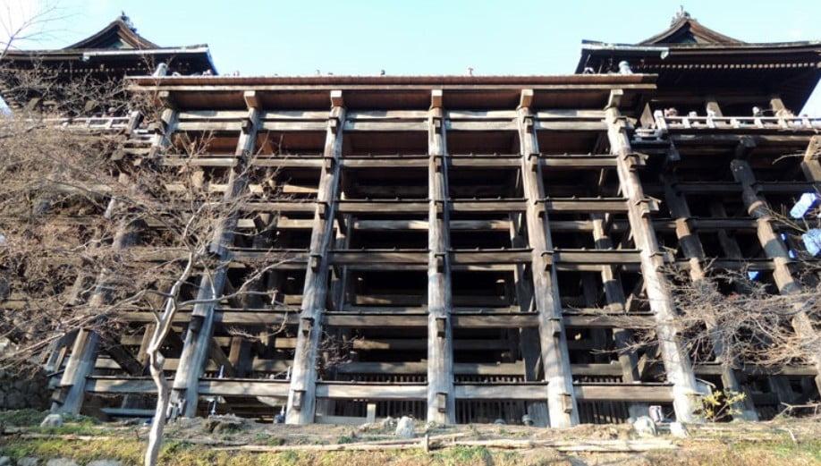 清水寺の舞台の高さ
