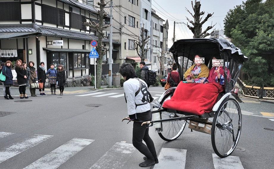 京都・清水寺には人力車があった?!「営業時間・料金・場所・観光コース」など