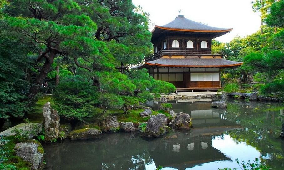 地主神社(清水寺)から銀閣寺までのオススメ観光コース