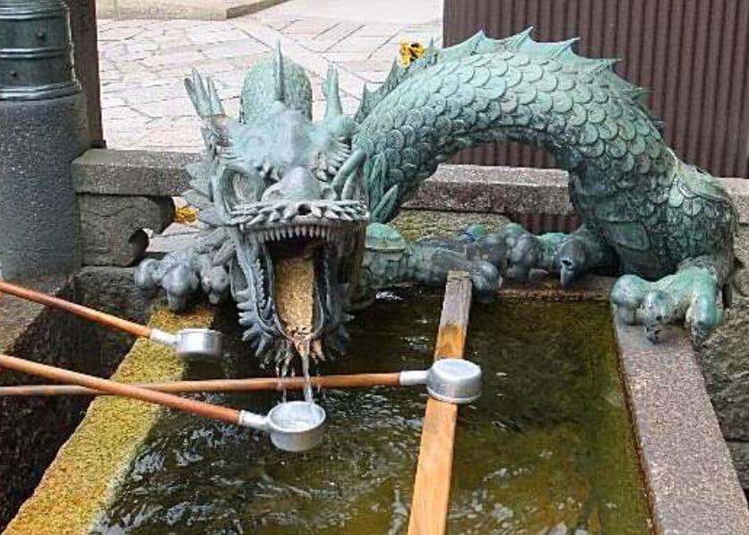 清水寺の七不思議&裏話【その4】「ふくろうの手水鉢」