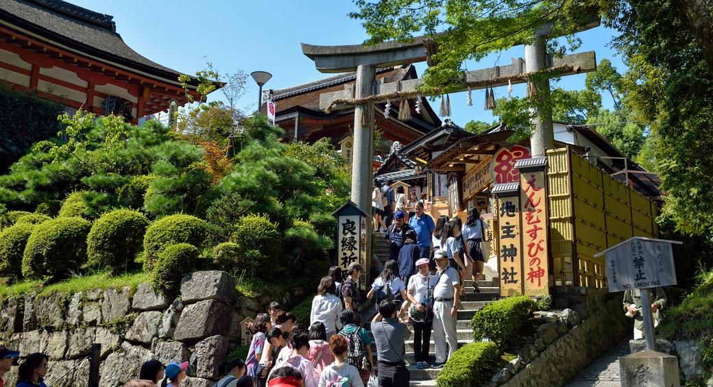 京都・地主神社の御朱印の「種類・値段・場所・混雑状況」-